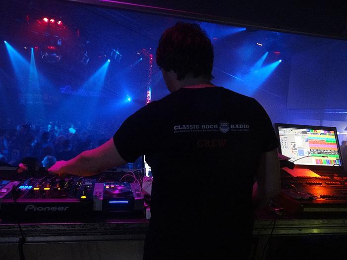 Classic Rock Radio Party, regelmäßig seit 2009 in der Garage Saarbrücken